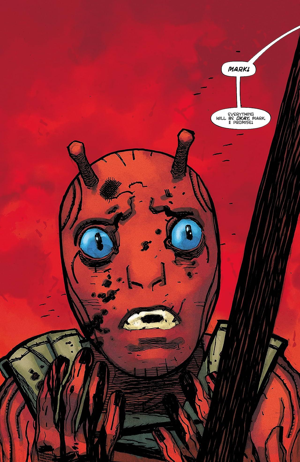 Barbalien: Red Planet #5