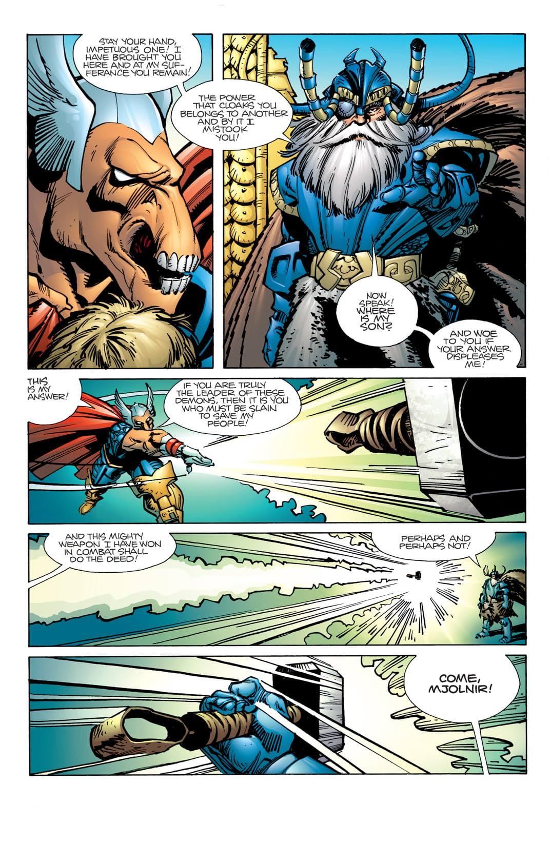 Thor (1966-1996) #338