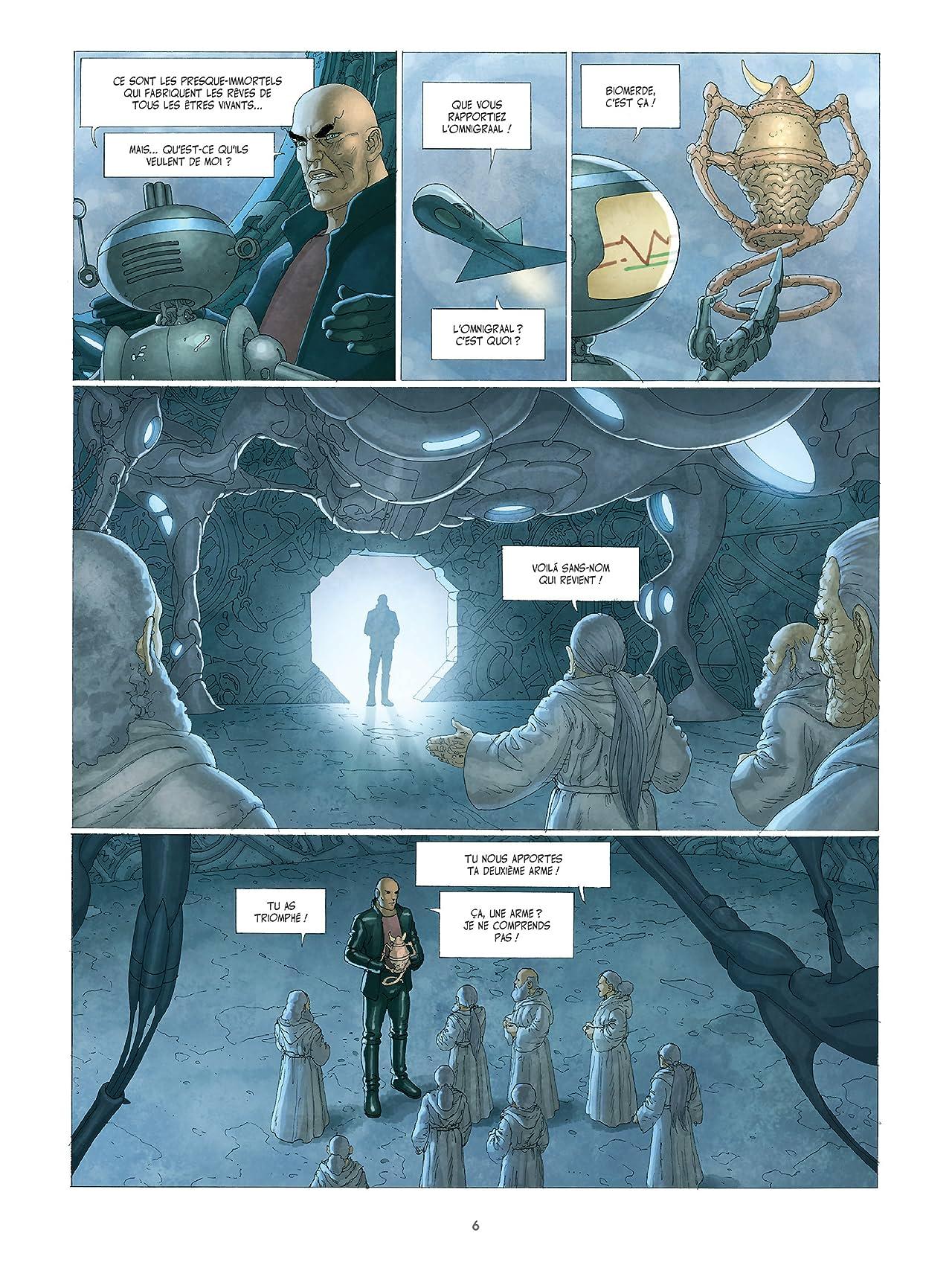Les Armes du Méta-Baron: Nouvelle édition