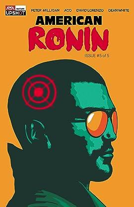 American Ronin No.5 (sur 5)
