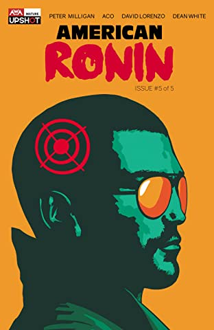 American Ronin #5 (of 5)