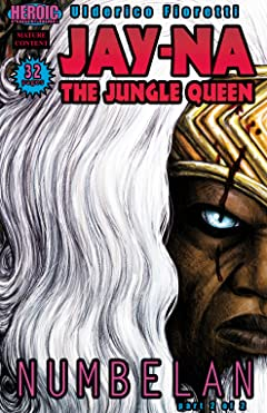 Jay-Na: The Jungle Queen #2