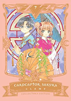 Cardcaptor Sakura Collector's Edition Tome 7