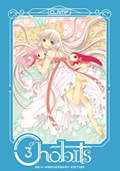 Chobits 20th Anniversary Edition Tome 3