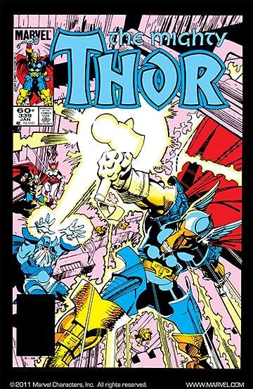 Thor (1966-1996) #339