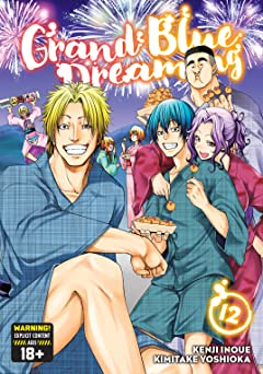 Grand Blue Dreaming Tome 12