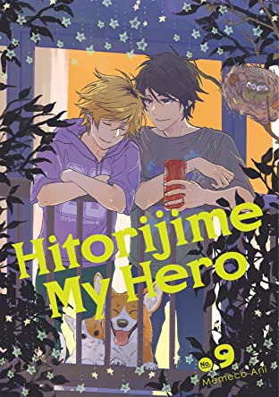 Hitorijime My Hero Vol. 9
