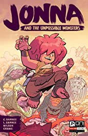 Jonna and the Unpossible Monsters #1
