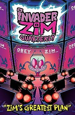 Invader ZIm Quarterly #1: Zim's Greatest Plan