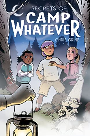 Secrets of Camp Whatever Vol. 1
