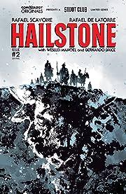 Hailstone (comiXology Originals) #2