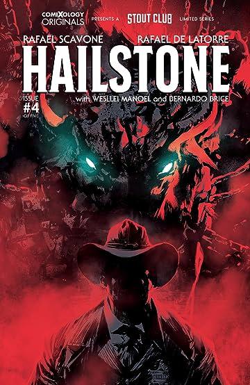 Hailstone (comiXology Originals) #4