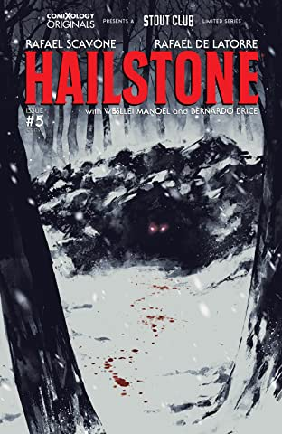Hailstone (comiXology Originals) #5