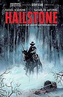 Hailstone (comiXology Originals) Vol. 1: The Lost Children