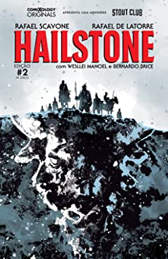 Hailstone (comiXology Originals) No.2