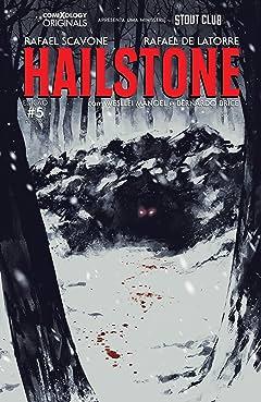 Hailstone (comiXology Originals) No.5