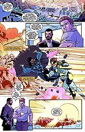 Astonishing Times  (comiXology Originals) #3