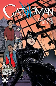 Catwoman (2018-) Tome 4: Come Home, Alley Cat
