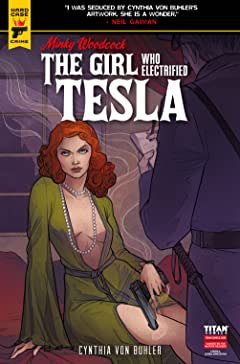 Minky Woodcock #2.2: The Girl Who Electrified Tesla