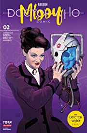 Doctor Who Comic #2.2: Missy