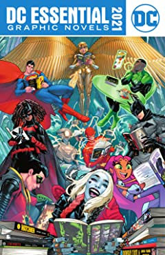 DC Essentials Graphic Novels Catalog 2021