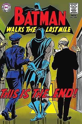 Batman (1940-2011) #206