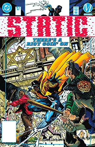 Static (1993-1997) #5