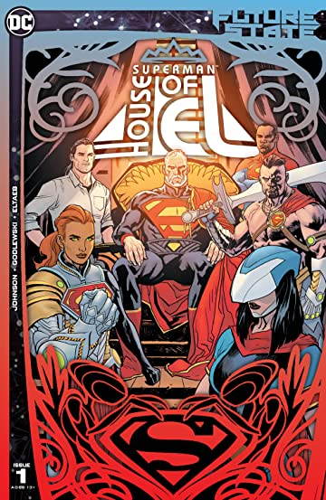 Future State (2021-) #1: Superman: House of El