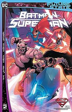 Future State (2021-) No.2: Batman/Superman