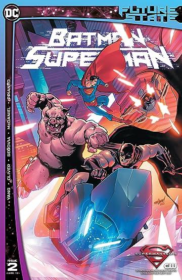 Future State (2021-) #2: Batman/Superman