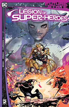 Future State (2021-) #2: Legion of Super-Heroes