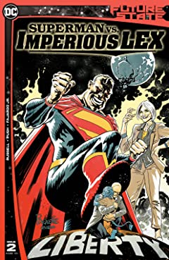 Future State (2021-) No.2: Superman vs. Imperious Lex