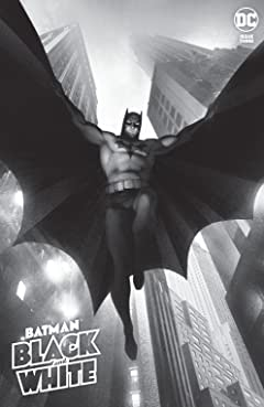 Batman Black & White (2020-) #3