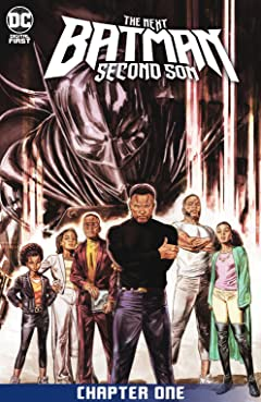 The Next Batman: Second Son (2021-) No.1