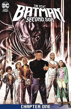 The Next Batman: Second Son (2021-) #1