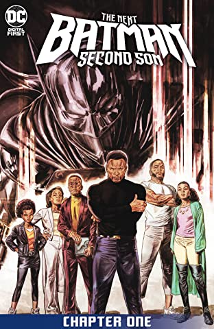 The Next Batman: Second Son (2021-) #1