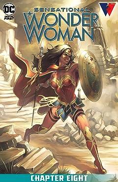 Sensational Wonder Woman (2021-) No.8
