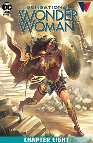 Sensational Wonder Woman (2021-) #8