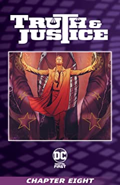 Truth & Justice (2021-) No.8
