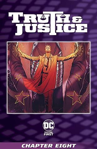 Truth & Justice (2021-) No.8
