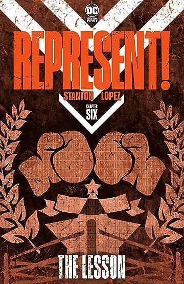 Represent! (2020-) #6