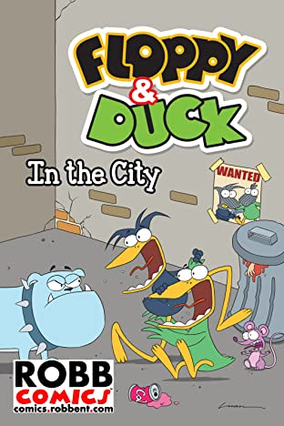Floppy & Duck: In The City #1