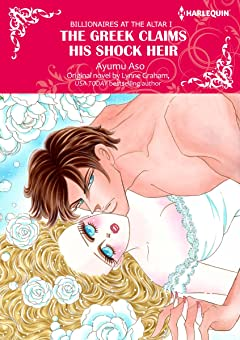 The Greek Claims His Shock Heir Tome 1: Billionaires at the Altar