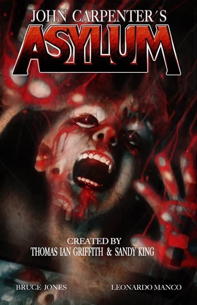 John Carpenter's Asylum #5