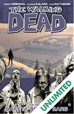 The Walking Dead Vol. 3: Safety Behind Bars