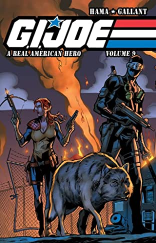 G.I. Joe: A Real American Hero Tome 9