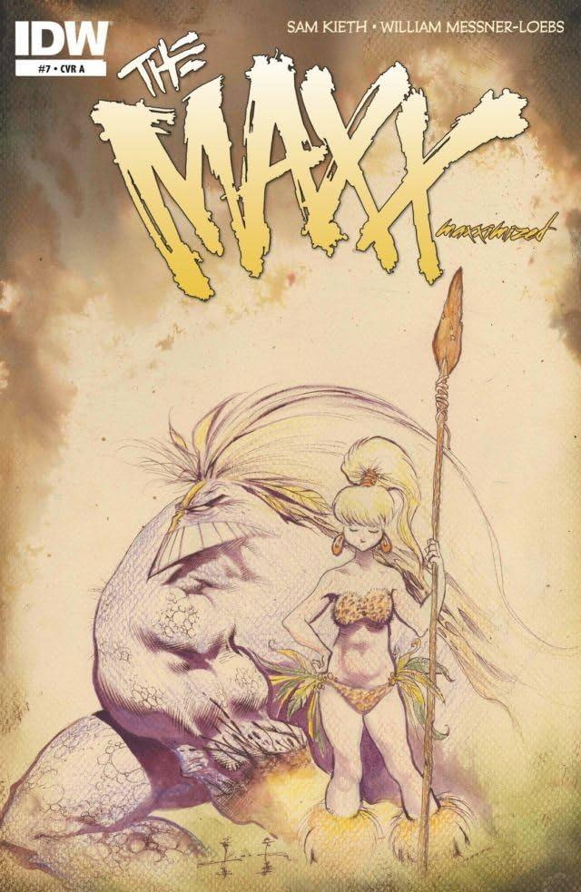 The Maxx: Maxximized #7