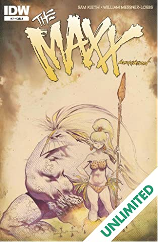 The Maxx: Maxximized #7