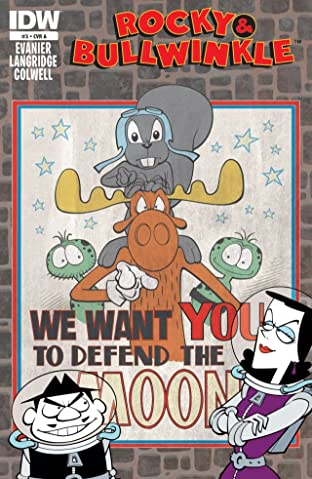 Rocky & Bullwinkle #3 (of 4)