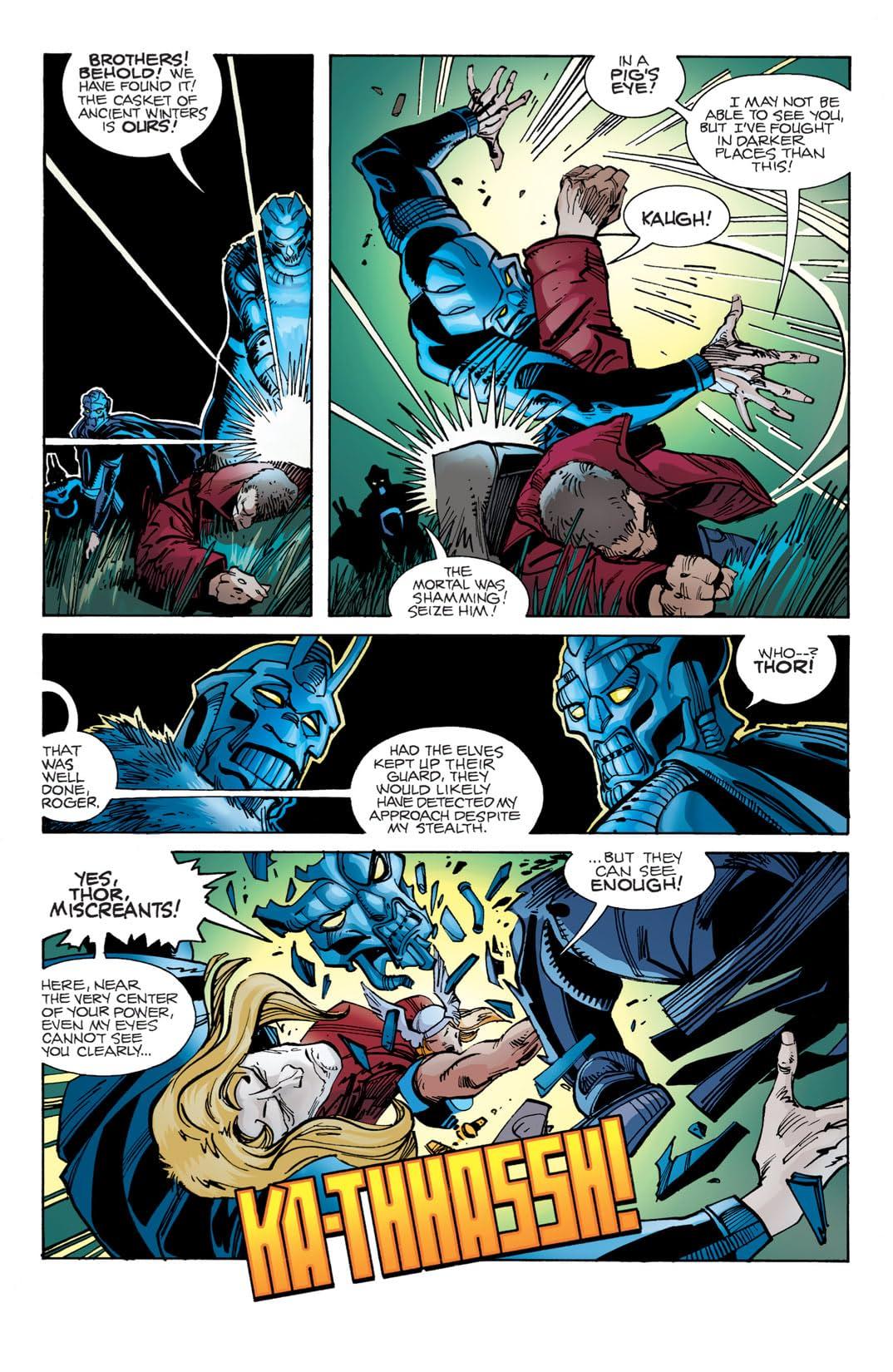 Thor (1966-1996) #347